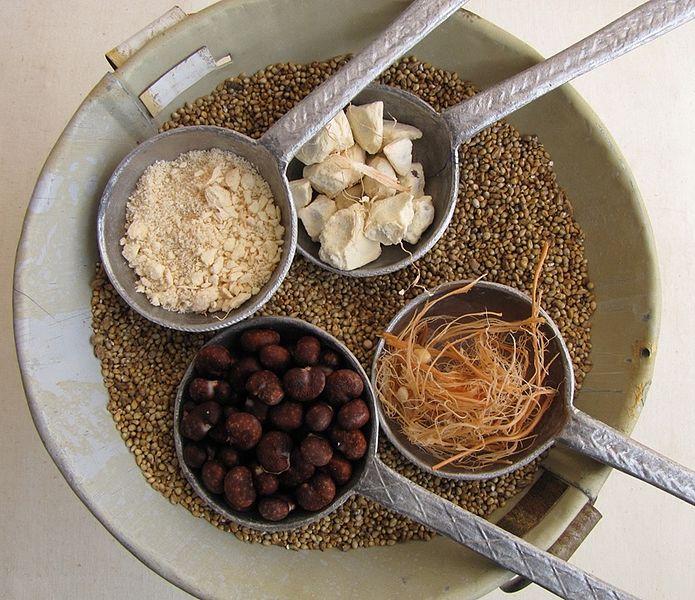 Adansonia digitata alimentos